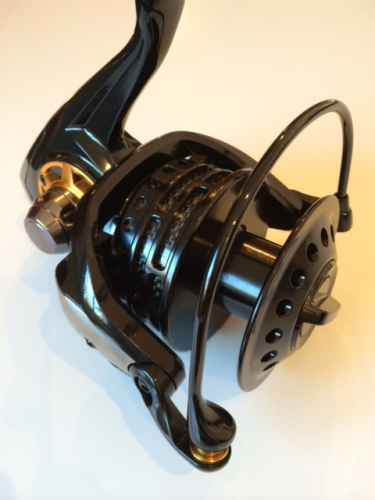 Spool size 8000 adaptable Saltiga and Catalina 6000 - 6500 - 7000 and 8000 (model 2010 to 2018)